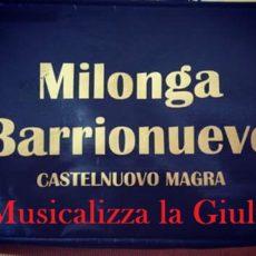 Sabato 14 Gennaio Milonga Barrionuevo festeggia i Capricorno