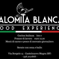 Orari Palomita Blanca